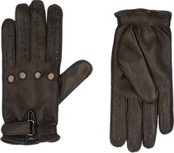 Barneys New York - Cashmere-Lined Driving Gloves