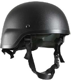 galaxyarmynavy - Black - Tactical MICH-2000 Replica ABS Helmet
