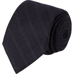 Barneys New York - Diagonal-Stripe Jacquard Neck Tie