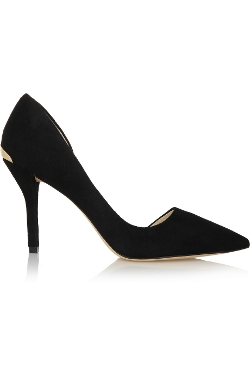Michael Michael Kors  - Julieta Suede Pumps