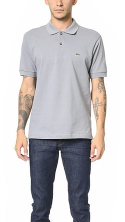 Lacoste  - Short Sleeve Classic Polo Shirt