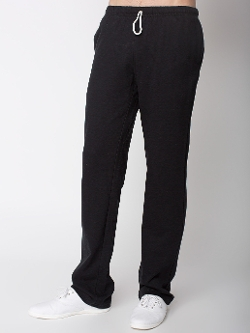 American Apparel - California Fleece Slim Fit Pant