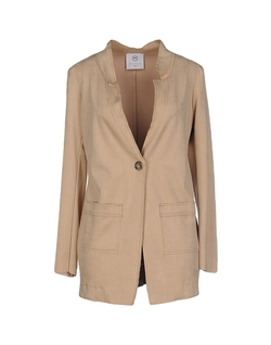 Dixie  - Collarless Blazer