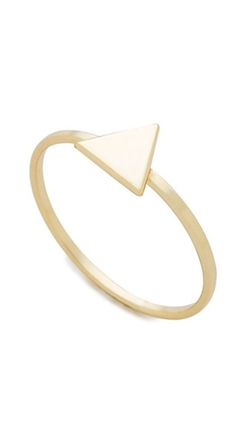Shashi - Arrow Ring