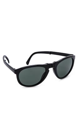 Sunpocket  - Sunpocket II Black Seaweed Sunglasses
