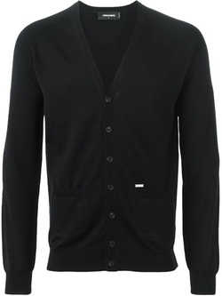 Dsquared2 - V-Neck Cardigan