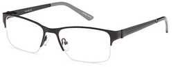 Dalix - Stainless Steel Prescription Glasses