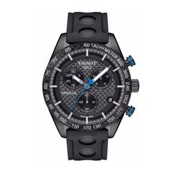 Tissot - Chronograph Rubber Strap Watch