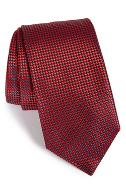 Boss  - Solid Silk Tie