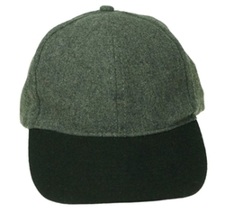August - Wool Blend Baseball Cap