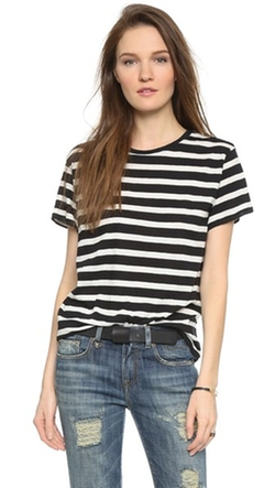 R13 - Boy Striped Tee