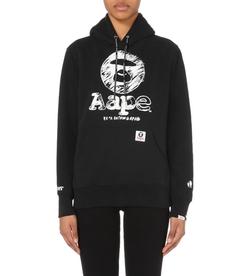 Aape - Motif Jersey Hoody