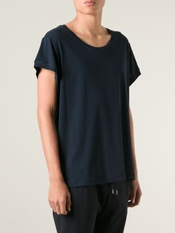 Wooyoungmi - Scoop Neck T-Shirt