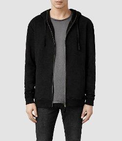 AllSaints - Javert Hoodie Jacket