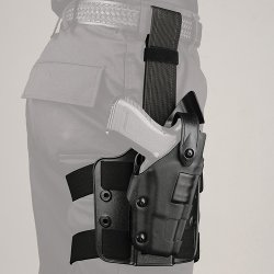 Safariland  - Raptor II Drop Leg Tactical Holster