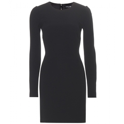 Dolce & Gabanna - Crepe Dress