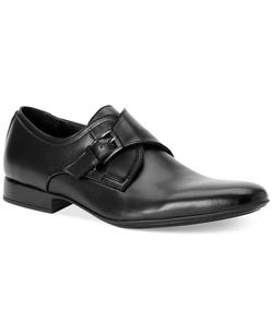 Calvin Klein - Grayson Monk Strap Shoes
