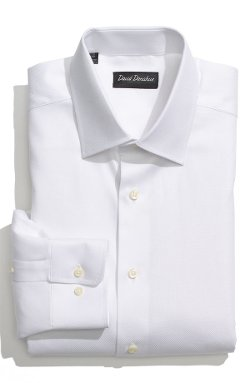 David Donahue - Royal Oxford Regular Fit Dress Shirt