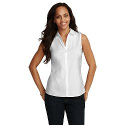 Eddie Bauer - Womens Sleeveless Shirt