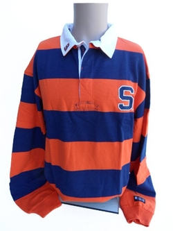 Donegal Bay - Striped Rugby Shirt