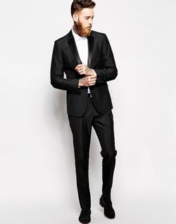 Asos - Tuxedo Suit Jacket