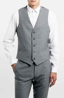 Topman  - Grey Vest