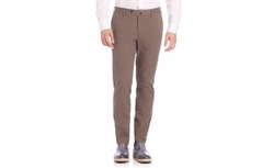 PT01  - Pantaloni Torino Solid Slim-Fit Pants
