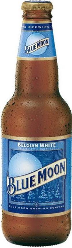 Blue Moon - Belgian White Belgian-Style Wheat Ale Beer