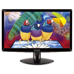 ViewSonic - 20-Inch LED-Lit LCD Monitor