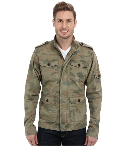 Lucky Brand  - Pacific Camo Jacket
