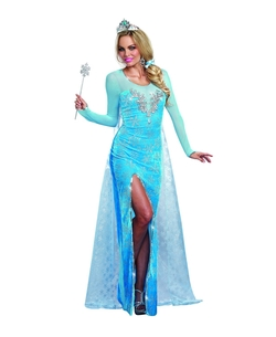 Dreamgirl - Fairytale Princess Costume Ice Queen