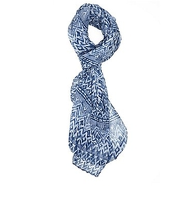 Charlotte Russe - Mixed Print Wrap Scarf