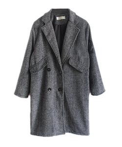 Alralel - Loose Trench Outwear Coat
