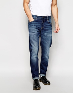 Asos - Slim Jeans In Dark Wash