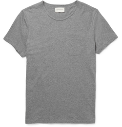 Oliver Spencer Loungewear - Supima Cotton-Jersey T-Shirt