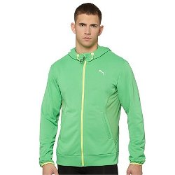 PUMA - Pure Core Zip-Up Training Hoodie
