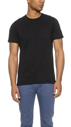 Wings + Horns - Slub Rib T-Shirt
