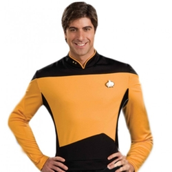 Star Trek Shop - Star Trek The Next Generation Operations Uniform