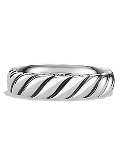 David Yurman - Cable Narrow Band Ring