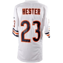 Reebok - Devin Hester Chicago Bears Autographed Jersey