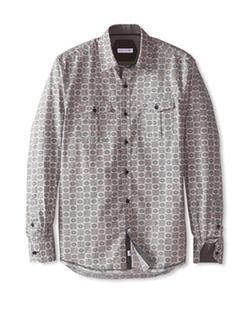 John Lennon -  Pattern Sportshirt