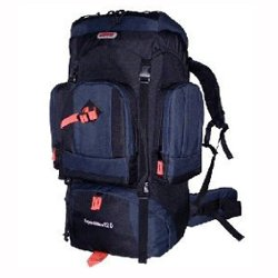 CusCus - Internal Frame Hiking Camp Travel Backpack