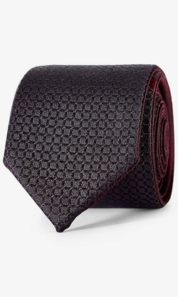 Express - Reversible Slim Silk Tie
