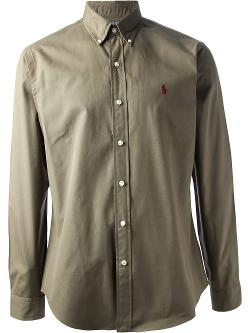 POLO RALPH LAUREN  - long sleeve shirt