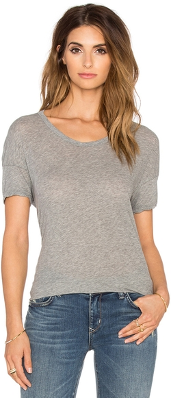 James Perse - Drop Shoulder Tee