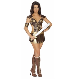 Roma Costume - Fantasy Warrior Costume