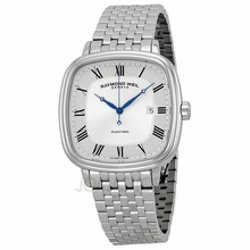 Raymond Weil  - Maestro Silver Dial Stainless Steel Mens Watch