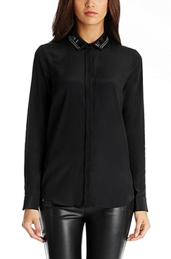 Hugo Boss - Silk Blend Blouse