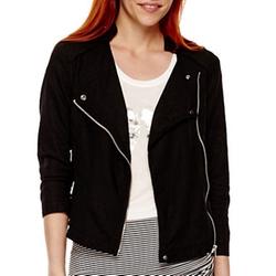 A.N.A - Cropped Moto Jacket