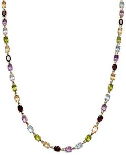 Victoria Townsend - Multi-Stone Collar Necklace